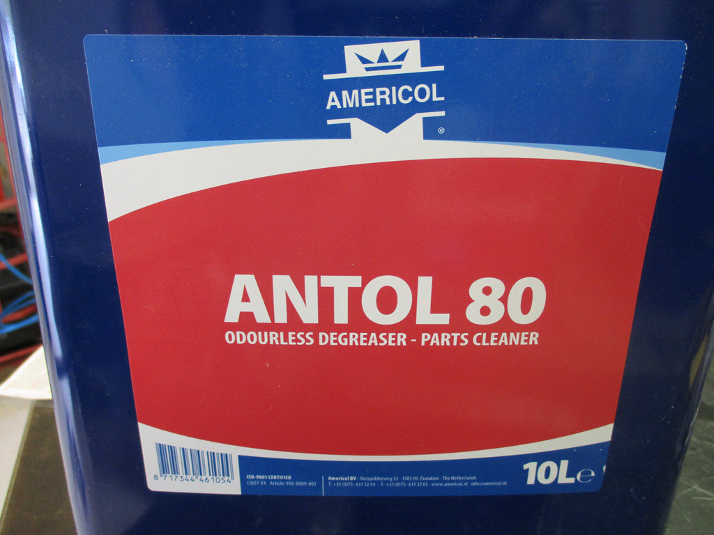 Americol 80 ontvetter van het merk Antol