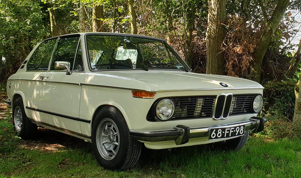 BMW 2002tii Touring gerestaureerd