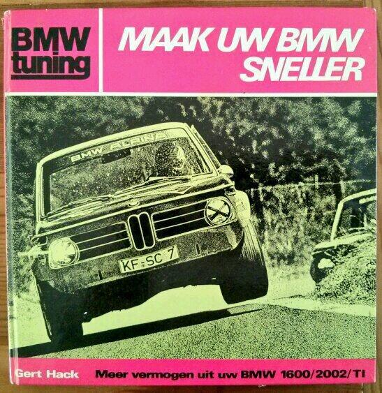 BMW Tuning Maak uw BMW sneller door Gert Hack