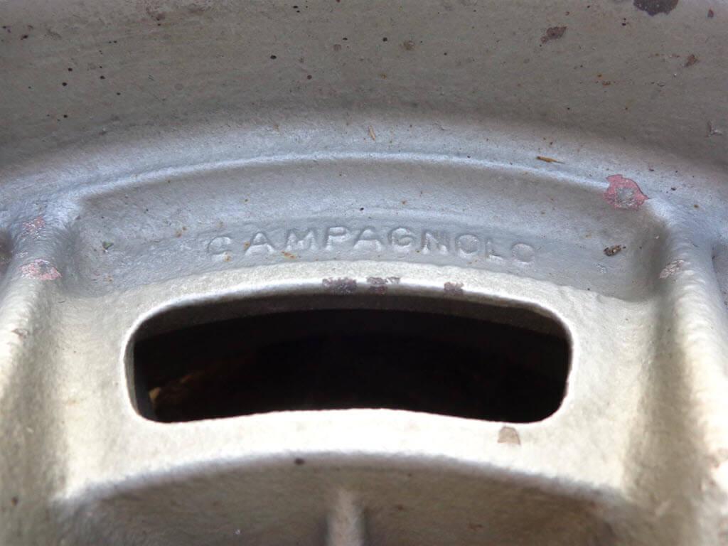 Campagnolo velg BMW 2002 met kleine letters