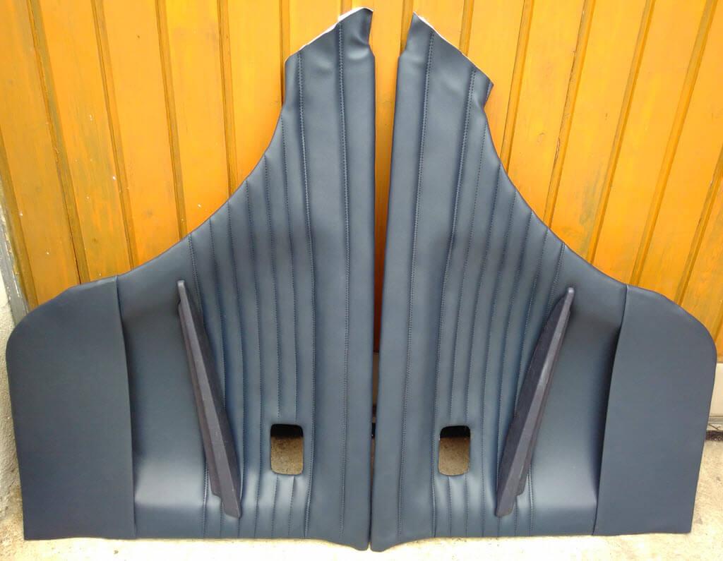 interieur panelen achter BMW 2002 Touring