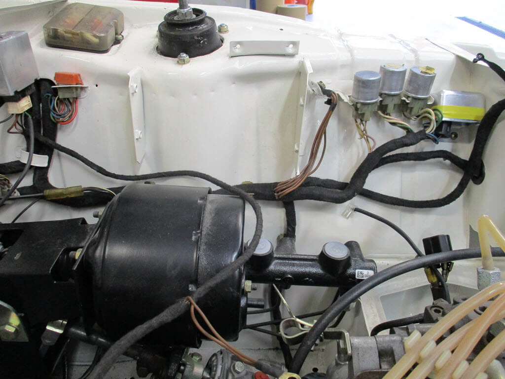 kabelboom met relais BMW 2002tii