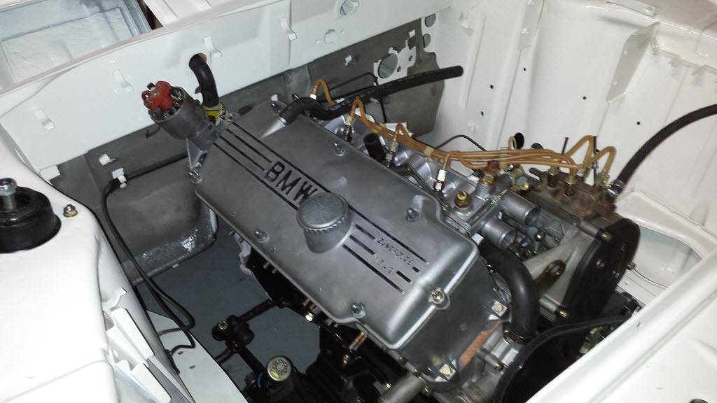 motorblok bmw 2002tii in auto