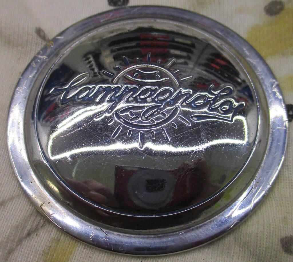 naafkap campagnolo bmw 2002 56mm gepoetst