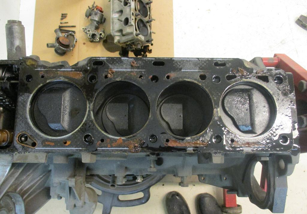 onderblok BMW 2002tii