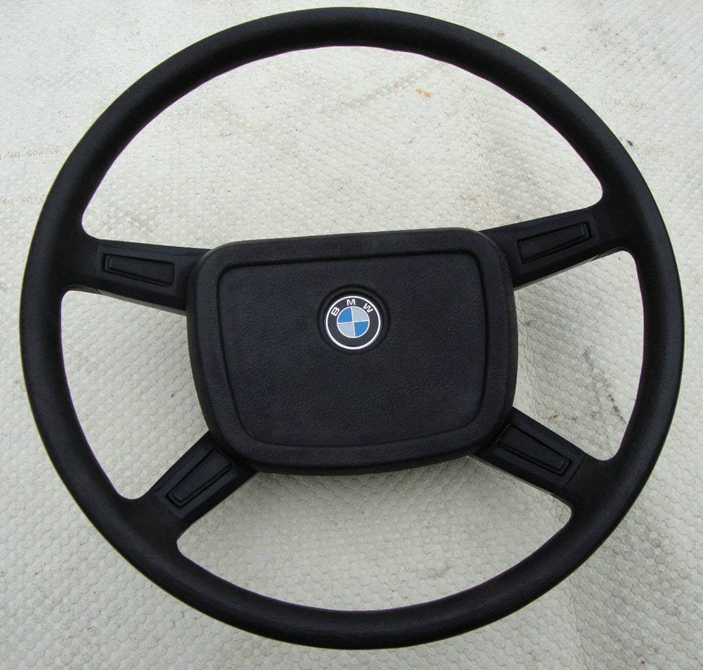 stuur BMW 2002tii, 2e serie