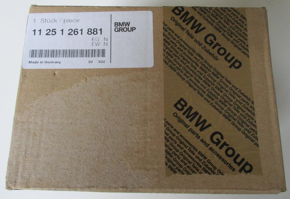 Overmaatse zuigers BMW 2002tii 11251261881 voor E12 kop in BMW verpakking
