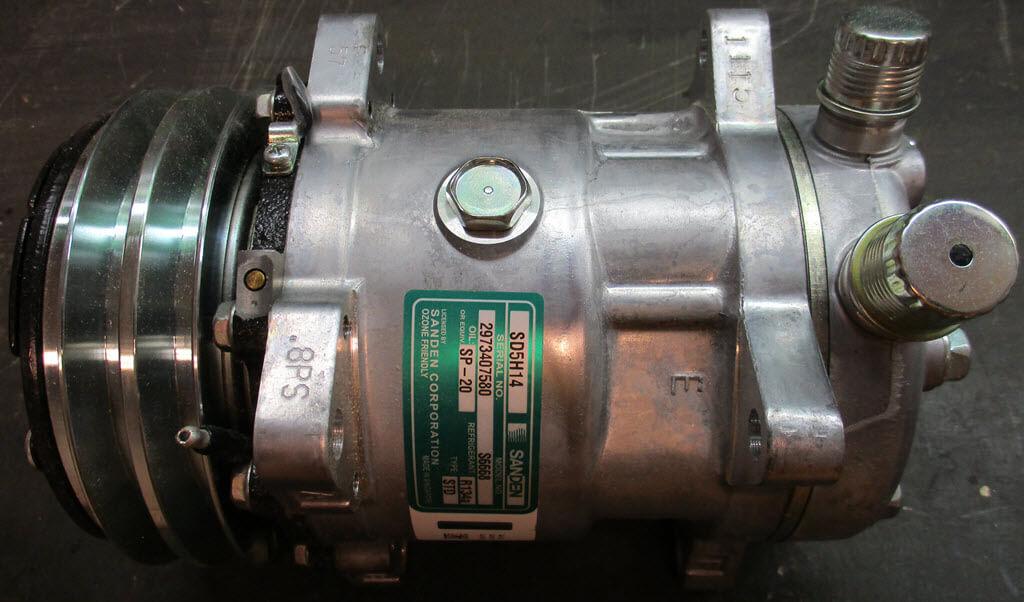 sanden 508 compressor