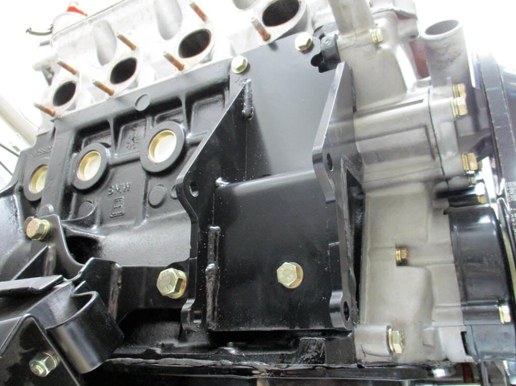 motorsteun airconditioning BMW 2002