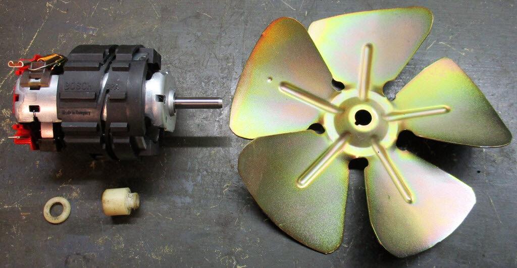 Bosch kachelmotor 0 130 007 002