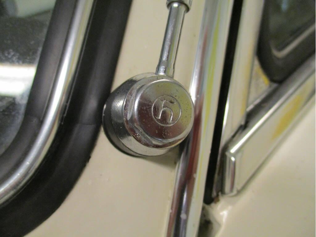 voet Hirschmann antenne BMW 2002